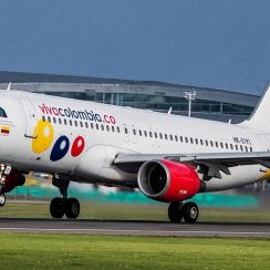 viva air colombia airbus