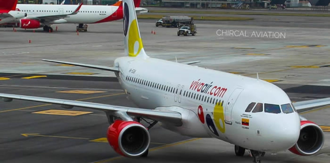viva air colombia labs