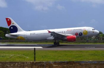 viva air san andres colombia